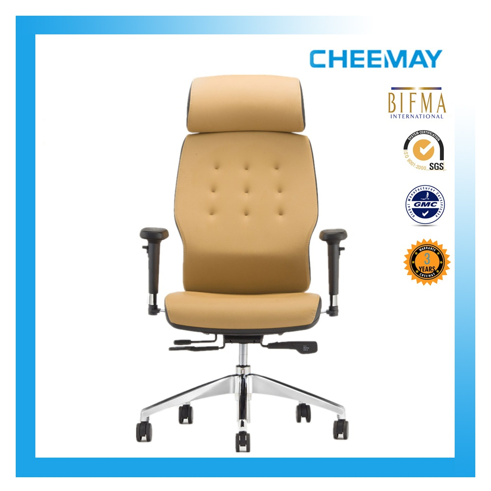 Electric massage chair sk 1001a china massage chairs massager - Pu High Strong Back Strong Executive Office Strong Chair