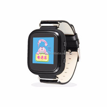 Fashion Anti Lost Smart Phone Q50 Q60 Q80 Kids GPS Tracker Watch for Children Safety