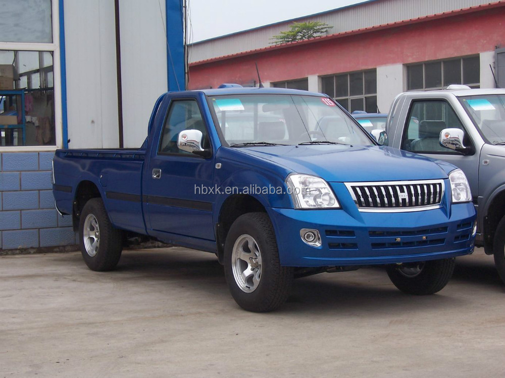 2015 new model single cabin pickup truck in stock