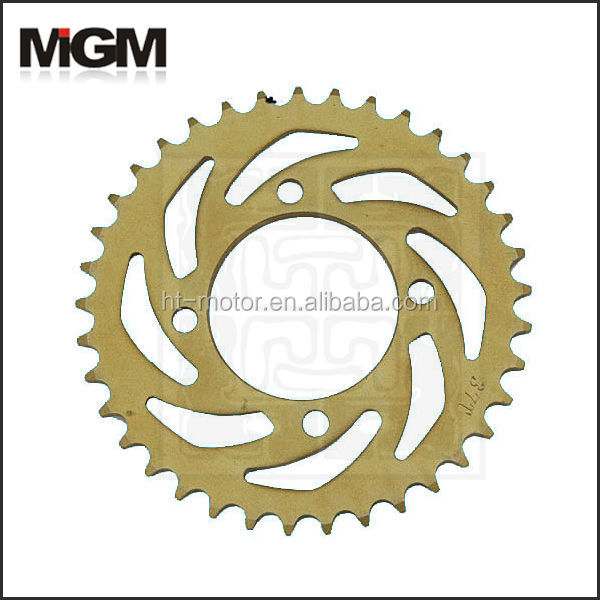 OEM Quality 428H Motorcycle drawing sprocket