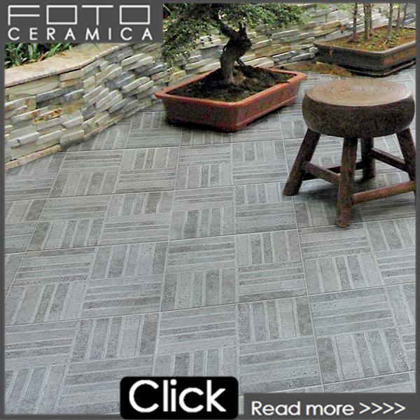 Glazed porcelain grey 13 inch floor tile brick pattern for 13 inch ceramic floor tile