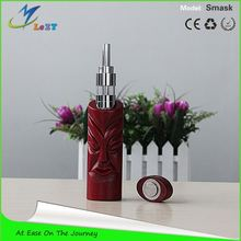 OEM welcomed!!! 2014 Original lezt ecig vaporizer rosewood Smask ecig e-firefly battery