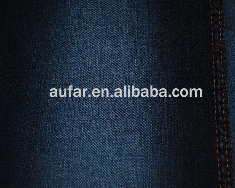 2016 high stretch satin candy stripe fabric denim fabric for garment