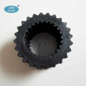 air compressor spare parts rubber coupling 1613958500 for atlas copco