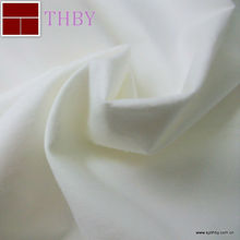 133*72 65 polyester 35 cotton bleached fabric for t shirts