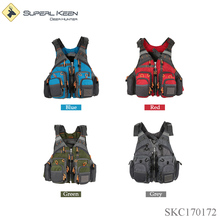 Superior Quality Men's Warior Outdoor Quick Dry Breathable Floating Fishing Tactial Vest