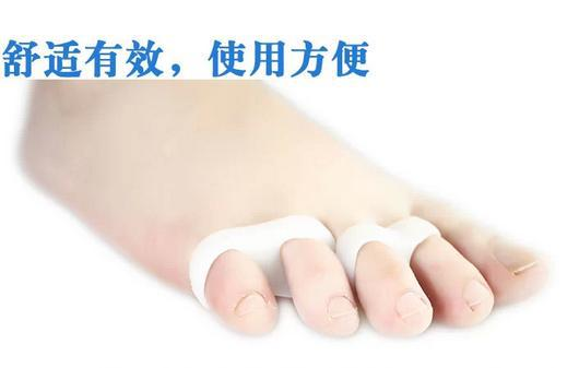 footcare soft gel Toe separator toes spacers