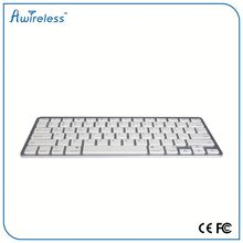 For Ipad 2 360 degree rotatable ABS case bluetooth keyboard