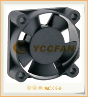 DC 5V 12V 30*30*10mm mini axial flow type cooling fan with factory standard quality