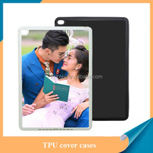 2D sublimation silicon mobile phone case for iPad 2/3/4