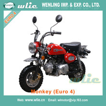 2018 New 50cc and 125cc 4 stroke dax skymax monkey motorcycle Monkey (Euro 4)