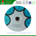 New design moisture indicator card