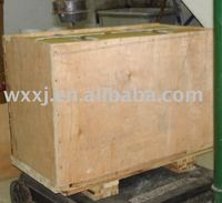 Wooden Case with Pallet
