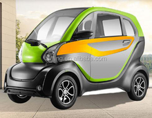 2018 new arrival fully enclosed 1200W electric smart car with higher quality for sale