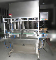 volumetric piston filler with CE, ISO9001