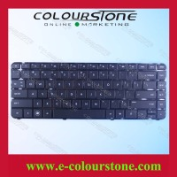 Brand new Laptop keyboards for HP DV4-3000 US BLACK With fream keyboards 90.4QC07.L01