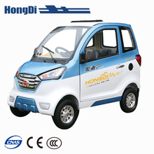 Hongdi brand new 4 wheel small electric passenger car for sale