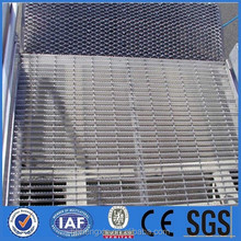 high quality q235 galvanized safety catwalk for construction and scaffolding