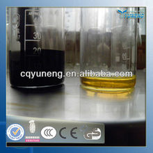 Waste Biodiesel Fuel Oil Refinery Purifier Plant Made by YUNENG