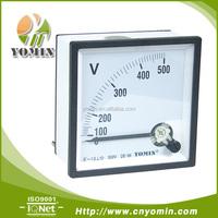 Manufacturer DC-V96 Direct Input DC Voltmeter 96*96, Analogue Panel Meter ,
