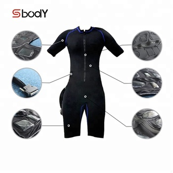 ems machine price/ems trainer ems slimming body suit