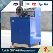 Low price factory price new condition air press for crimping machine high pressure hydraulic hoses