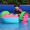 Best selling children water park inflatable pedal boat or paddle boat