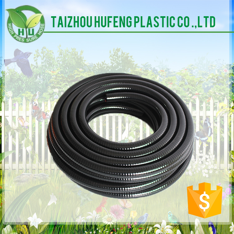 Popular Product Corrugated Yellow Drain Pipe