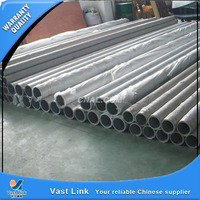 custom-produced 6063 t5/t6 aluminum tube/pipe with great price