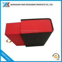 Manufacturers wholesale belt box drawer pull leather belt gift box High-grade paper box