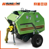 Hay baler/hay round baler/wrapping machines for 850&870 with CE