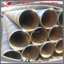 API 5L X52 Grade SSAW Steel Pipe Manufacturer in China / Spiral welded pipe