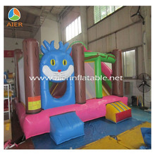 Air jumping castle combo/despicable me jumping castle
