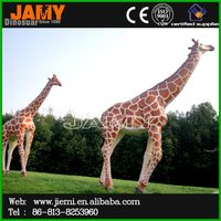 Long Neck Simulation Animal Model of Giraffe