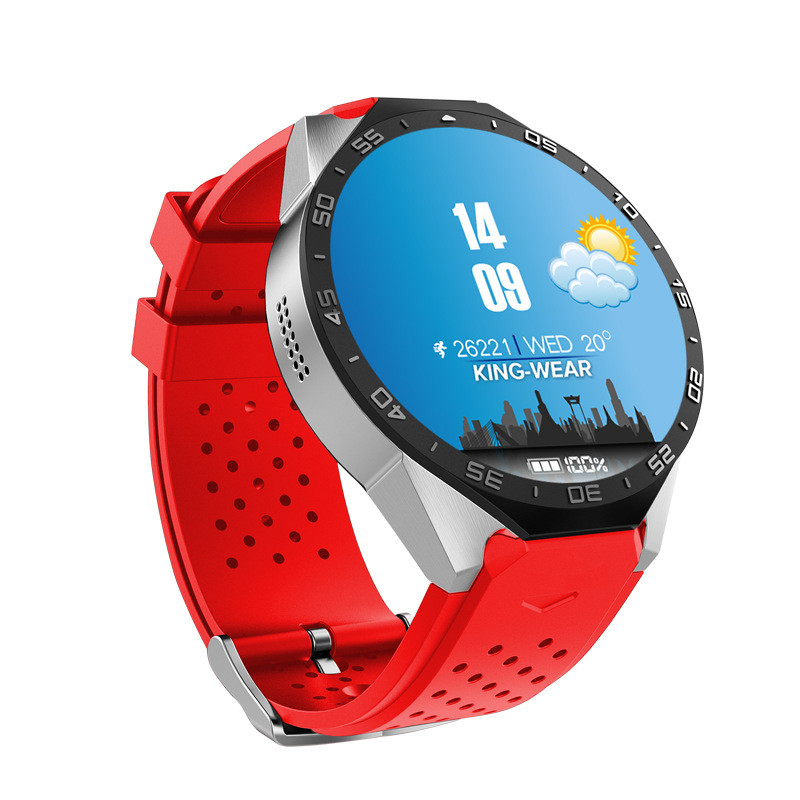 KW88 Men Women WristWatch Bluetooth Smart Watch With SIM Slot Camera i5 smart watch phone