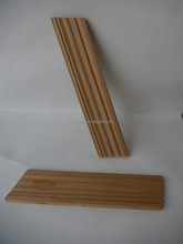 high quality low price chinese wood moulding /pine/oak/rubber wood
