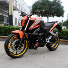 China popular gasoline two wheel motorcycle with high quality and low price SY150-2