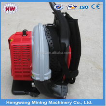 Professional Snow Sweeper Gasoline Road Sweeper Backpack Mini Snow Blower