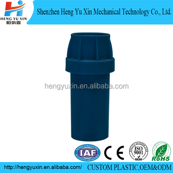 injection moulding PVC blue plastic water line pipe fittings