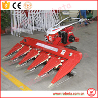 mini harvester/small rice reaper 4gl-120/paddy rice cutter