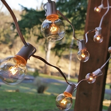 C7 holiday light string