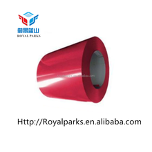 PPGI steel coil SGCC Az160 galvanized steel coil color coated steel coil