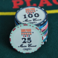 10g Custom Design Ceramic Poker Chips