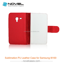 sublimation leather phone case for samsung galaxy Ace 2 I8160