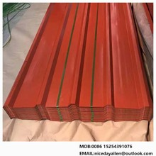 Shandong Boxing metal roofing sheets for warehouse roofing sheet