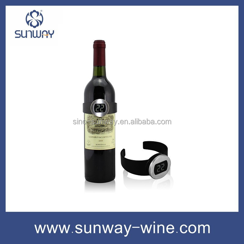 Easily Use Customised Personalized Digital Wine Thermometer