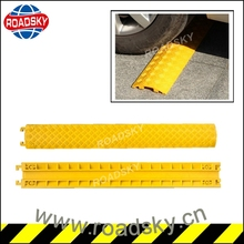 Heavy Loading Rubber Base Drop Over Cable Cover For Sale