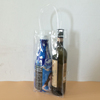 3 Bottles Wine Bag Holder Pouch in Waterproof PVC Outdoor Camping Picnic Champagne Beer Cans Carrier Bag