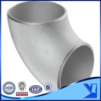 Chinese welding alloy steel pipe elbow with competitive price