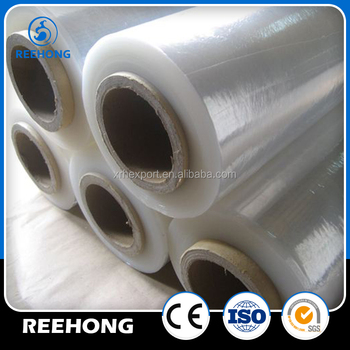 lldpe stretch film 3-layer lamination
